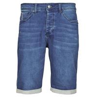 衣服 男士 短裤&百慕大短裤 Deeluxe BART 蓝色