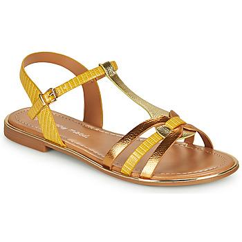 鞋子 女士 凉鞋 Moony Mood OSOM 黄色