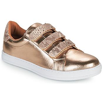 鞋子 女士 球鞋基本款 Moony Mood OCHIC 金色