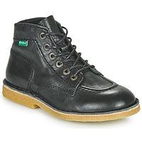 鞋子 男孩 短筒靴 Kickers KICK LEGEND 黑色