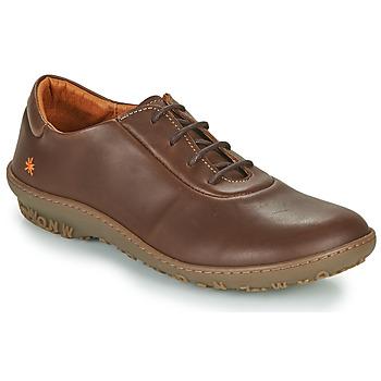 鞋子 女士 德比 Art ANTIBES 棕色