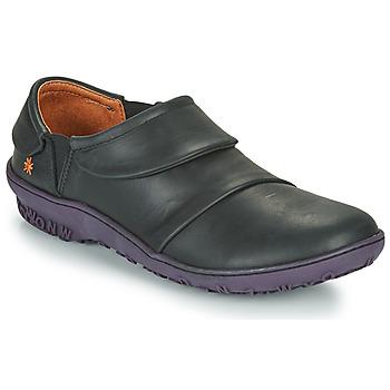 鞋子 女士 短筒靴 Art ANTIBES 黑色