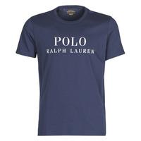 衣服 男士 短袖体恤 Polo Ralph Lauren SS CREW 海蓝色