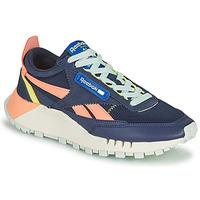 鞋子 女士 球鞋基本款 Reebok Classic CL LEGACY 蓝色 / 米色