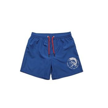 衣服 男孩 男士泳裤 Diesel 迪赛尔 MBXLARS 蓝色