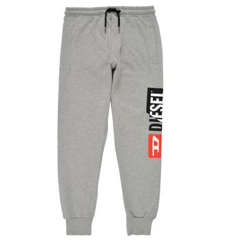 衣服 男孩 厚裤子 Diesel 迪赛尔 PCUTY 灰色