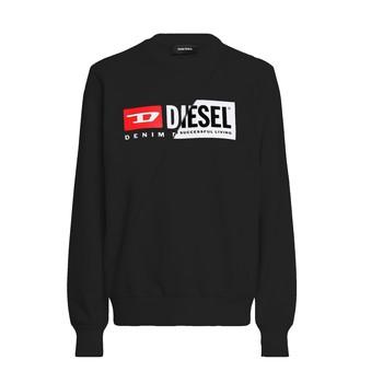 衣服 儿童 卫衣 Diesel 迪赛尔 SGIRKCUTY 黑色