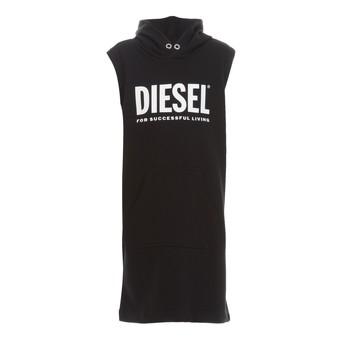 衣服 女孩 短裙 Diesel 迪赛尔 DILSET 黑色