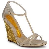 鞋子 女士 凉鞋 Magrit JOAQUINA 米色 / 金色