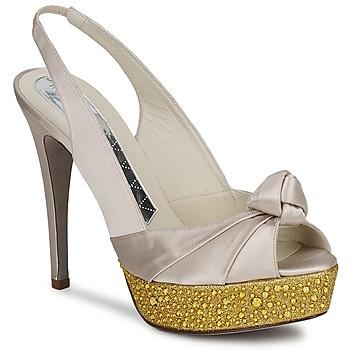 鞋子 女士 凉鞋 Magrit IMPERIALI 白色 / 金色