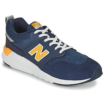 鞋子 男孩 球鞋基本款 New Balance新百伦 YS009 蓝色