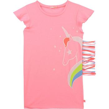 衣服 女孩 短裙 Billieblush / Billybandit U12625-462 玫瑰色