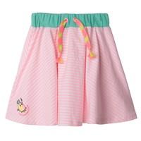 衣服 女孩 半身裙 Billieblush / Billybandit U13273-N54 多彩