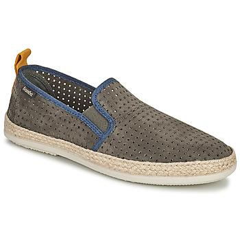 鞋子 男士 帆布便鞋 Bamba By Victoria ANDRE ELASTICOS ANTELIN 灰色