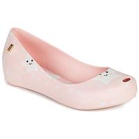 鞋子 女孩 凉鞋 Melissa 梅丽莎 MEL ULTRAGIRL SWEET DREAMS 玫瑰色 / 白色