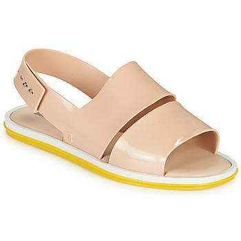 鞋子 女士 凉鞋 Melissa 梅丽莎 CARBON 米色 / 黄色