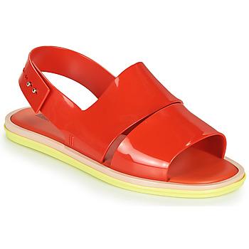 鞋子 女士 凉鞋 Melissa 梅丽莎 CARBON 红色