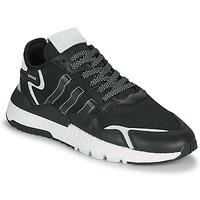 鞋子 男士 球鞋基本款 Adidas Originals 阿迪达斯三叶草 NITE JOGGER 黑色