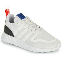 鞋子 儿童 球鞋基本款 Adidas Originals 阿迪达斯三叶草 SMOOTH RUNNER C 白色 / 黑色
