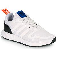 鞋子 儿童 球鞋基本款 Adidas Originals 阿迪达斯三叶草 SMOOTH RUNNER J 白色 / 黑色