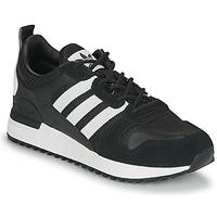 鞋子 球鞋基本款 Adidas Originals 阿迪达斯三叶草 ZX 700 HD 黑色 / 白色