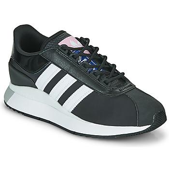 鞋子 女士 球鞋基本款 Adidas Originals 阿迪达斯三叶草 SL ANDRIDGE W 黑色