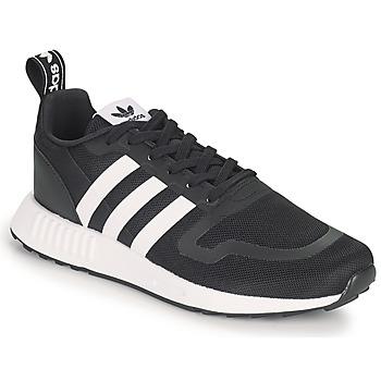 鞋子 球鞋基本款 Adidas Originals 阿迪达斯三叶草 SMOOTH RUNNER 黑色 / 玫瑰色