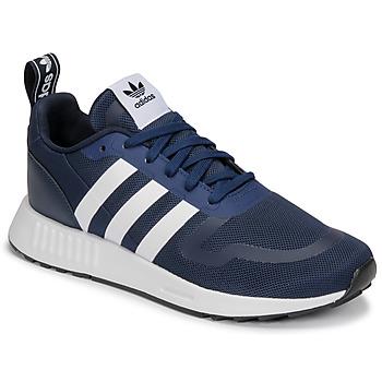 鞋子 球鞋基本款 Adidas Originals 阿迪达斯三叶草 SMOOTH RUNNER 海蓝色