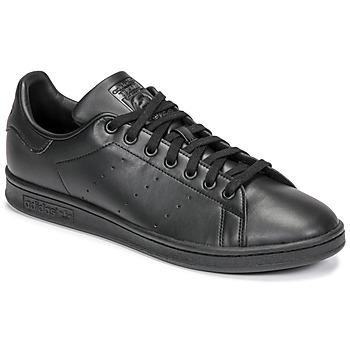 鞋子 球鞋基本款 Adidas Originals 阿迪达斯三叶草 STAN SMITH SUSTAINABLE 黑色