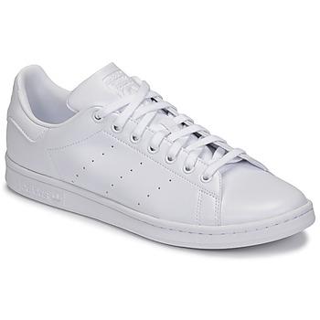 鞋子 球鞋基本款 Adidas Originals 阿迪达斯三叶草 STAN SMITH SUSTAINABLE 白色