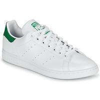 鞋子 球鞋基本款 Adidas Originals 阿迪达斯三叶草 STAN SMITH SUSTAINABLE 白色 / 绿色