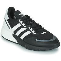 鞋子 球鞋基本款 Adidas Originals 阿迪达斯三叶草 ZX 1K BOOST 黑色 / 白色