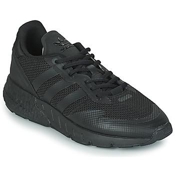 鞋子 球鞋基本款 Adidas Originals 阿迪达斯三叶草 ZX 1K BOOST 黑色