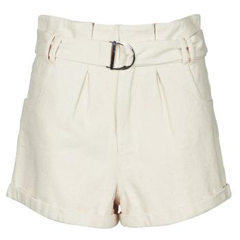 衣服 女士 短裤&百慕大短裤 Betty London ODILE 米色