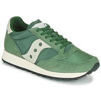 鞋子 男士 球鞋基本款 Saucony JAZZ VINTAGE 绿色