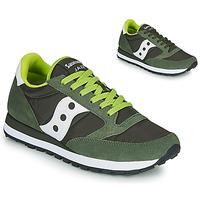 鞋子 男士 球鞋基本款 Saucony JAZZ ORIGINAL 灰色 / 卡其色