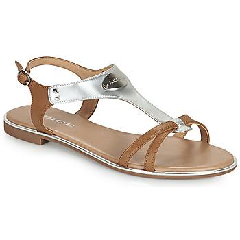 鞋子 女士 凉鞋 Adige ANNABELLE V4 SPECCHIO SILVER 银灰色
