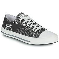 鞋子 女士 球鞋基本款 John Galliano ALEXA 黑色