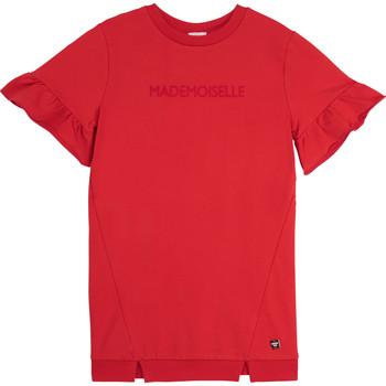 衣服 女孩 短裙 Carrément Beau Y12234-992 红色