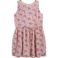 衣服 女孩 短裙 Carrément Beau Y12247-44L 玫瑰色