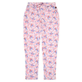 衣服 女孩 女士阔腿裤/灯笼裤 Carrément Beau Y14187-44L 玫瑰色