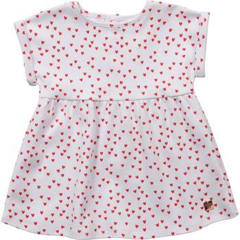 衣服 女孩 短裙 Carrément Beau Y92119-10B 白色