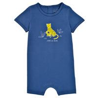 衣服 男孩 连体衣/连体裤 Carrément Beau Y94205-827 蓝色