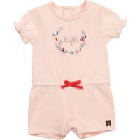 衣服 女孩 连体衣/连体裤 Carrément Beau Y94234-44L 玫瑰色