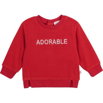 衣服 女孩 卫衣 Carrément Beau Y95256-992 红色