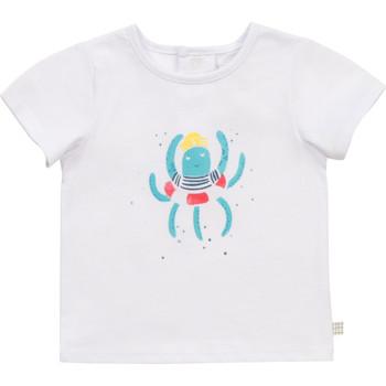 衣服 男孩 短袖体恤 Carrément Beau Y95275-10B 白色