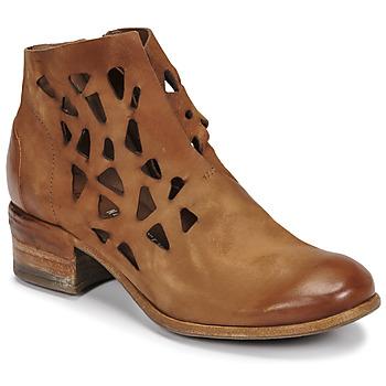 鞋子 女士 短筒靴 Airstep / A.S.98 GIVE PERF 驼色