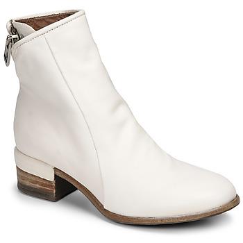 鞋子 女士 短靴 Airstep / A.S.98 GIVE ZIP 白色