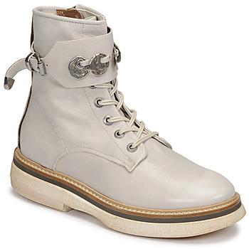 鞋子 女士 短筒靴 Airstep / A.S.98 IDLE 白色