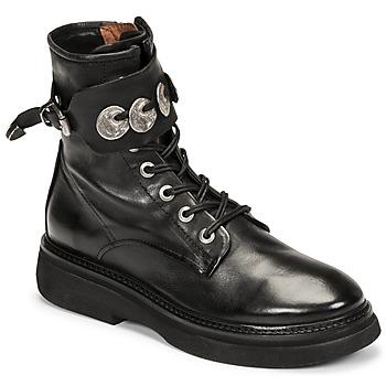 鞋子 女士 短筒靴 Airstep / A.S.98 IDLE 黑色